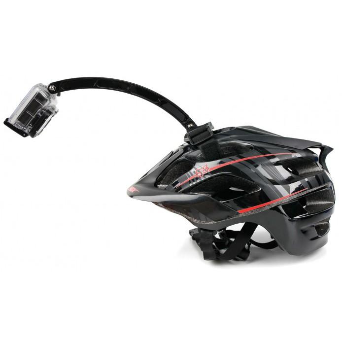 GoPro SJCam XiaoYi Camera Bike Bicycle Helmet Long Arm Pole Mount Kit
