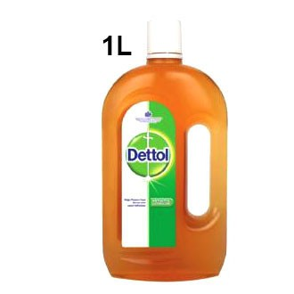 DETTOL Antiseptic Liquid 1L/250ml / 750ml / SPRAY 450ML