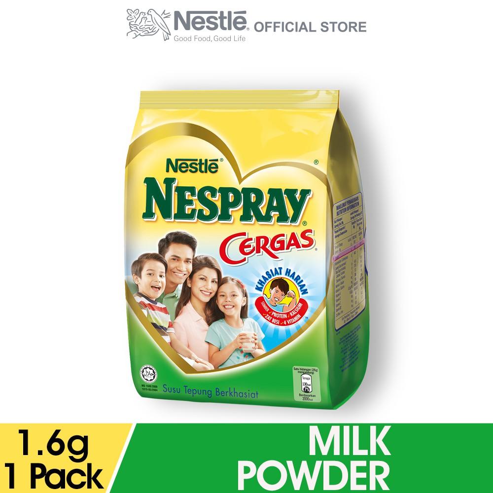 Nestle Omega Plus Milk Powder 1kg Buy 2 Free 150g Shopee Susu Milo 1 Kg Activ Go Malaysia