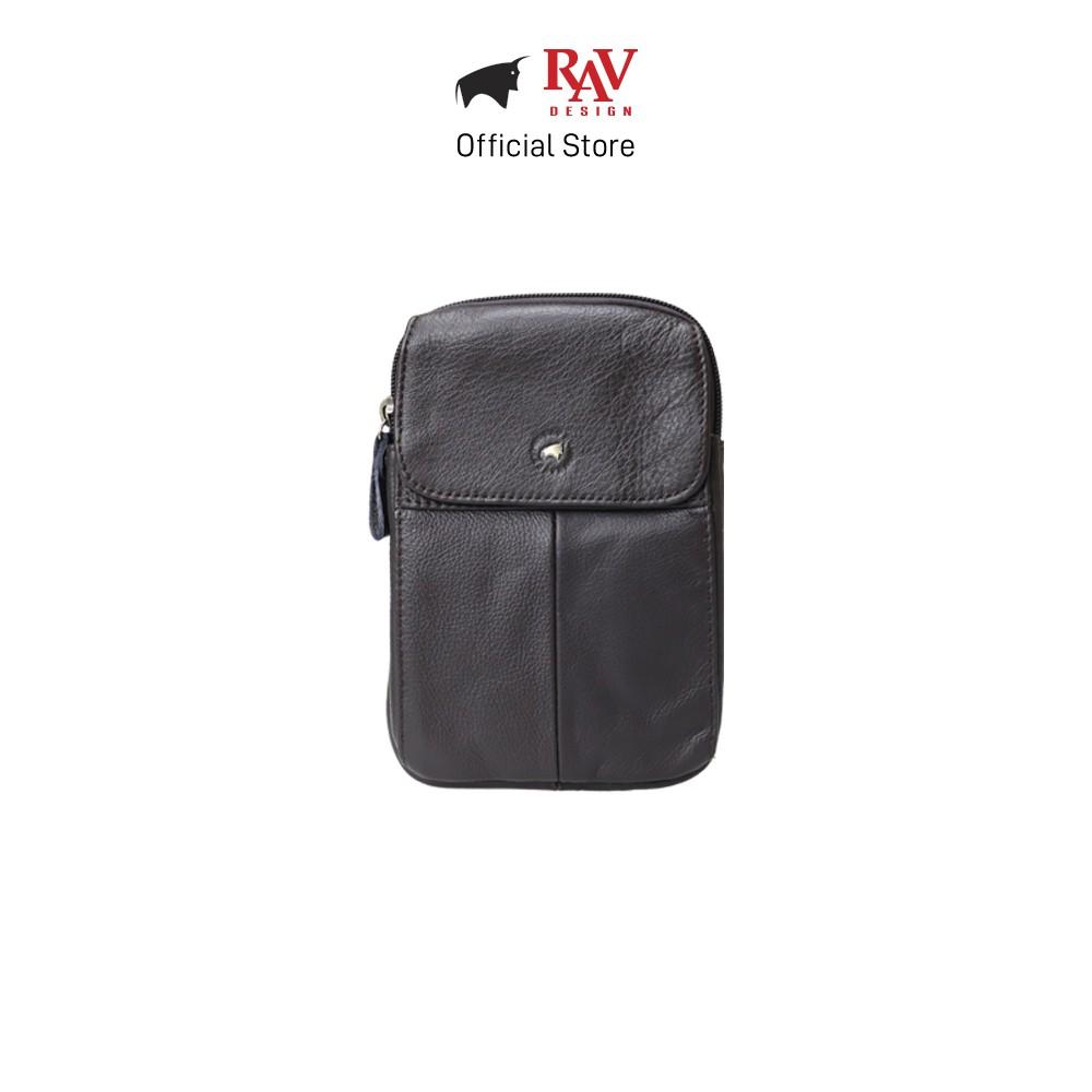 RAV DESIGN Men's Genuine Leather Pouch Bag Series |RVP477 Series