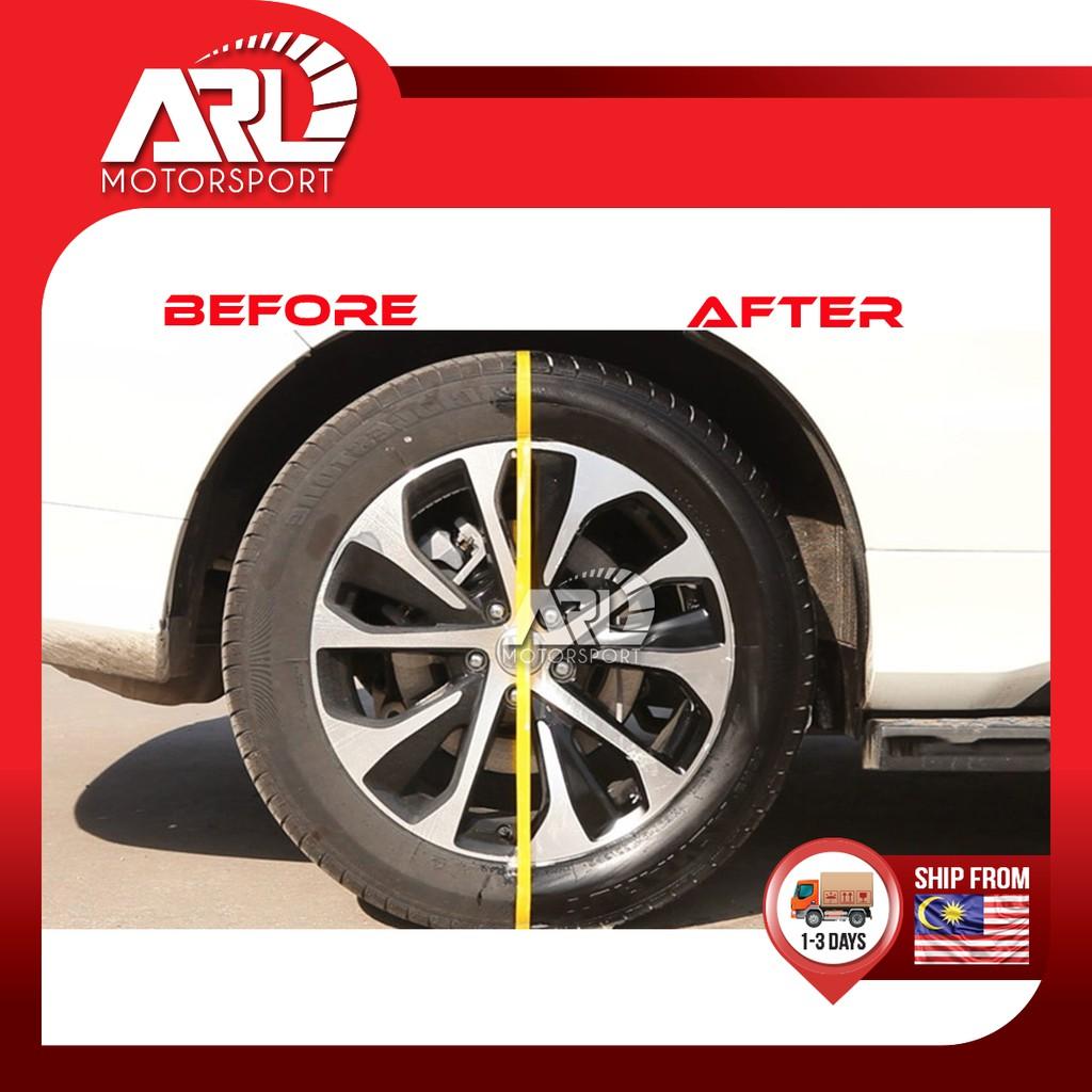 V - MAFA Tyre Cleaning Foam Tyre Wax Foam Spray Tyre Polish Shine Cleaning Foam Car Auto Acccessories ARL Motorsport