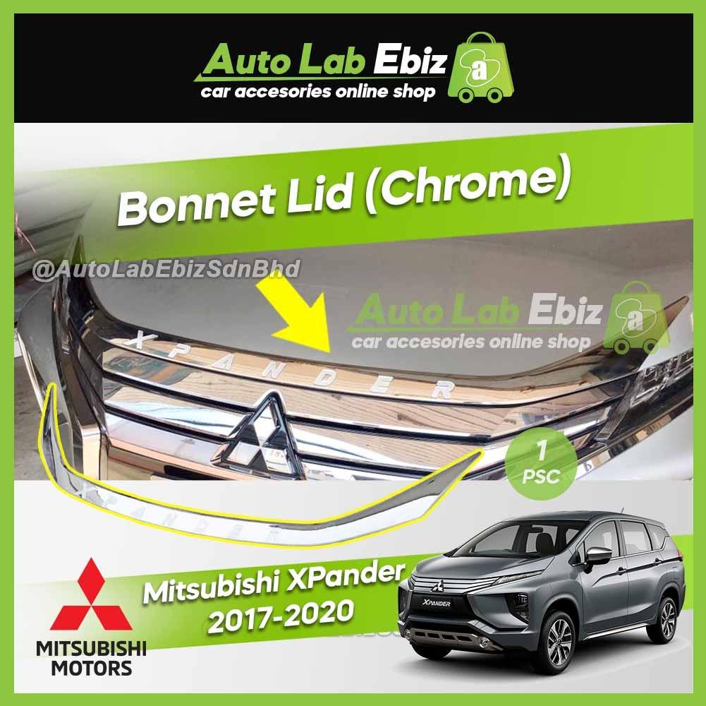 Mitsubishi XPander 2017-2020 Bonnet Lid (Chrome)