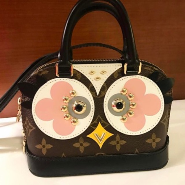 74b9a8e268bc Authentic Louis Vuitton Alma BB Bag ( Limited Edition )