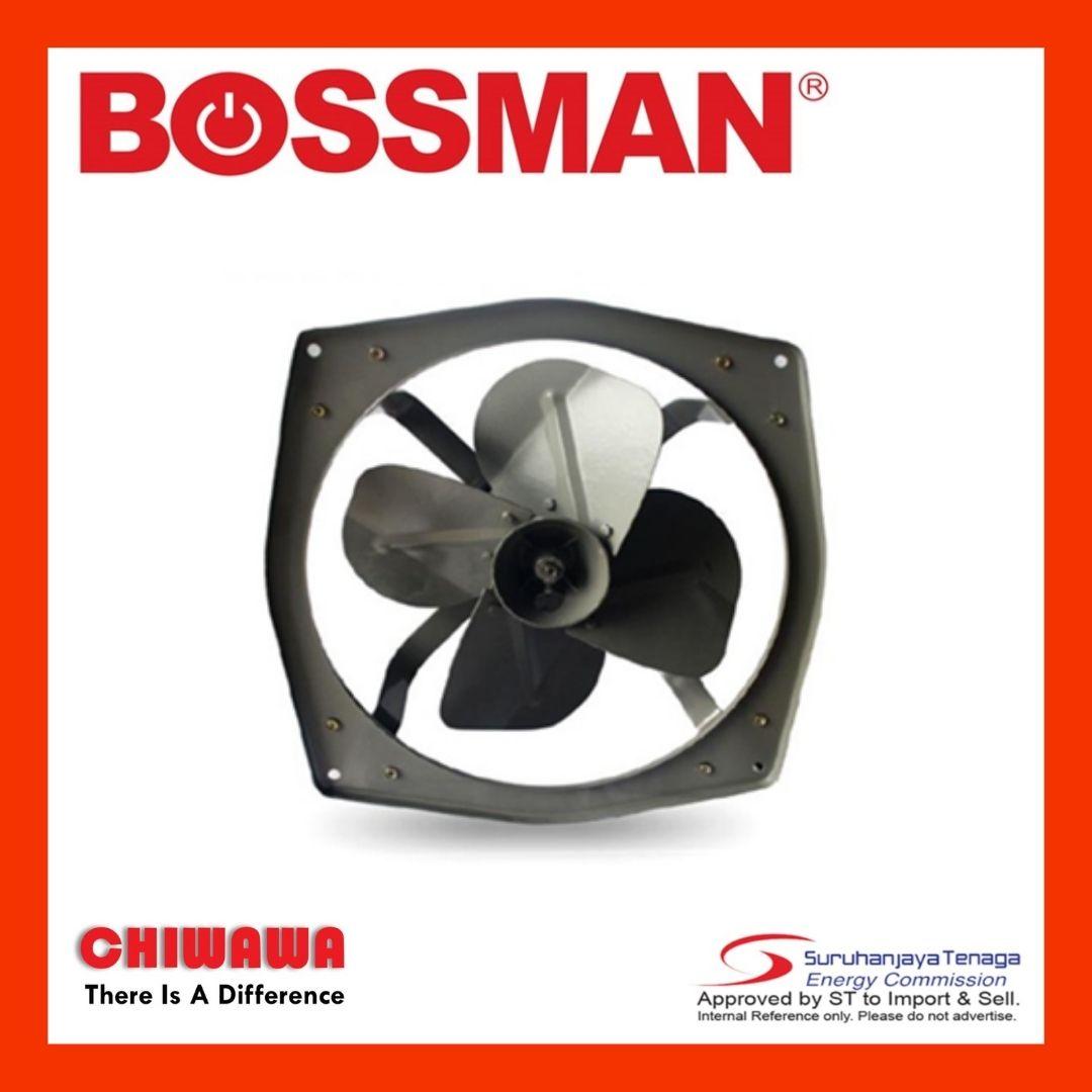 """BOSSMAN BEF16 400mm(16"""") Industrial Ventilation Fan 190W"""