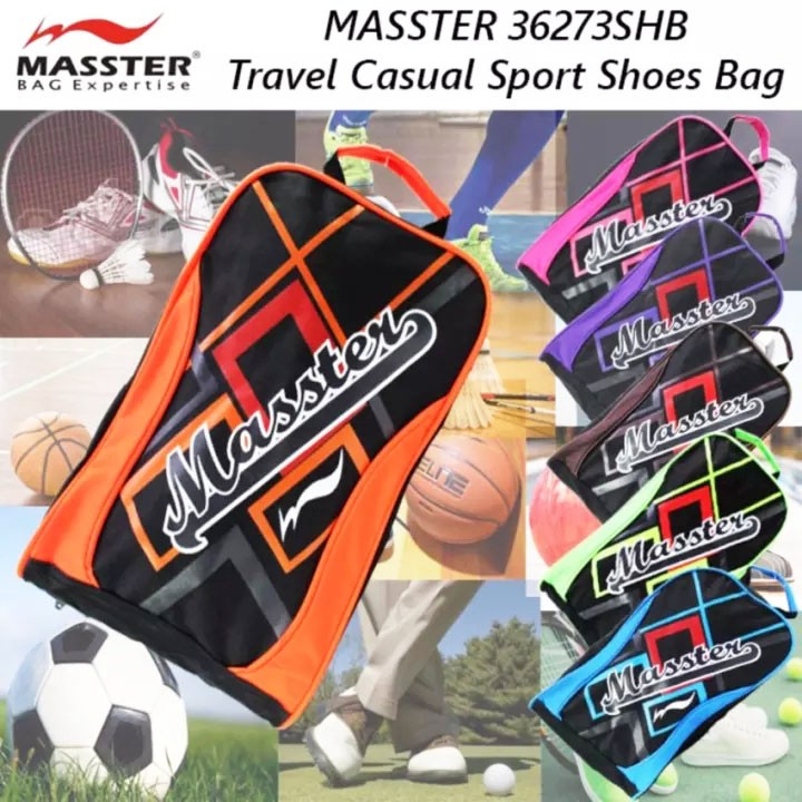 Masster Sports Shoes Storage Bags Men Women Fitness Gym Bags Basketball Training Sneakers Bag