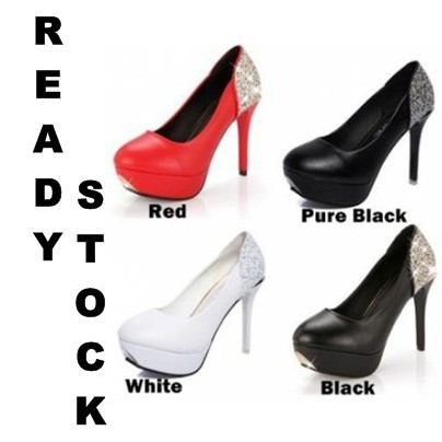 3995804783ae 👏READY STOCK👏 7786 Fish mouth women s high heels