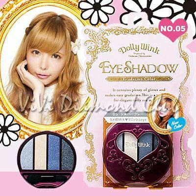 KOJI Dolly Wink Eyeshadow Assorted - 3 Colours