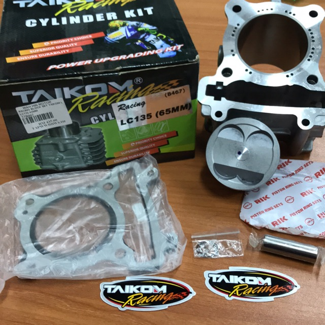 Taikom 65mm LC135 /Y15 block cylinder kit