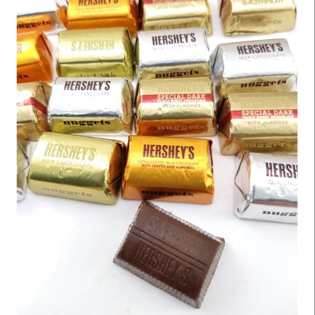 Candylust Hersheys Gold Bar Integrated Chocolate 尝甜头 贺喜好时金砖综合巧g力 200g