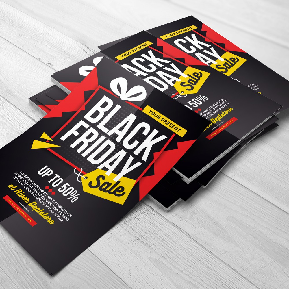 Flyer Printing- A5 / A4