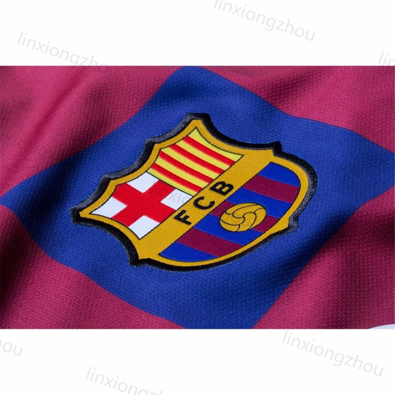 promo code 096a4 b6419 Messi 10 Top Quality 19/20 and 18/19 Barcelona Home Jersi ...