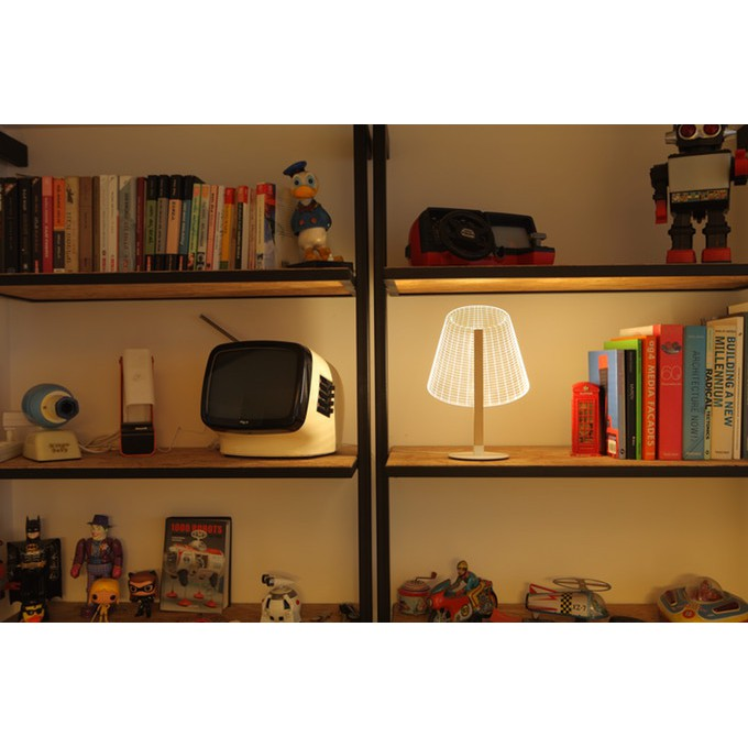 3D LED Table Lamps CLASSI