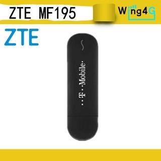 Original Unlock 21Mbps ZTE MF195 HSDPA 3G USB MODEM And 3G