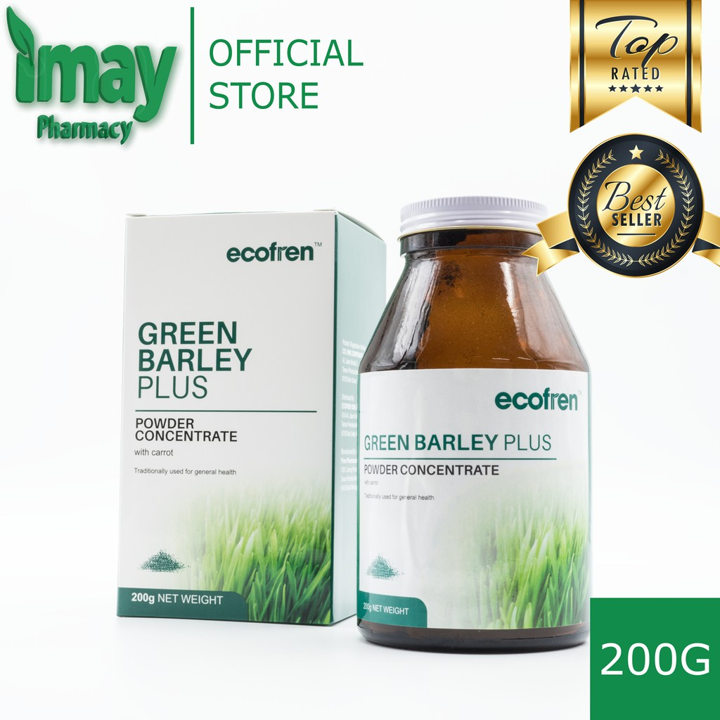 green barley plus kontakt