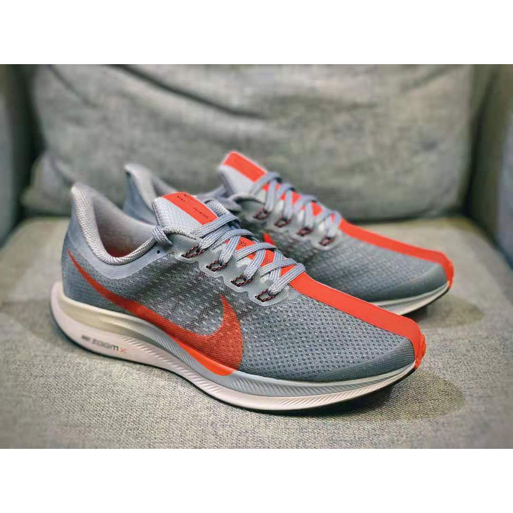 brand new 0b8af 837ae Nike Zoom Pegasus 35 Turbo 35 generation mesh ultra-light breathable  running shoes Comfortable foot sensation