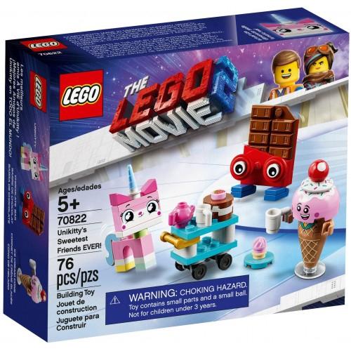 Ever Movie Sweetest 2Unikitty's Lego 70822 The Friends ALc4q35jR