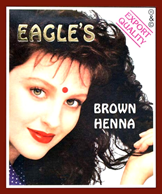 Eagle's Brown Henna Halal