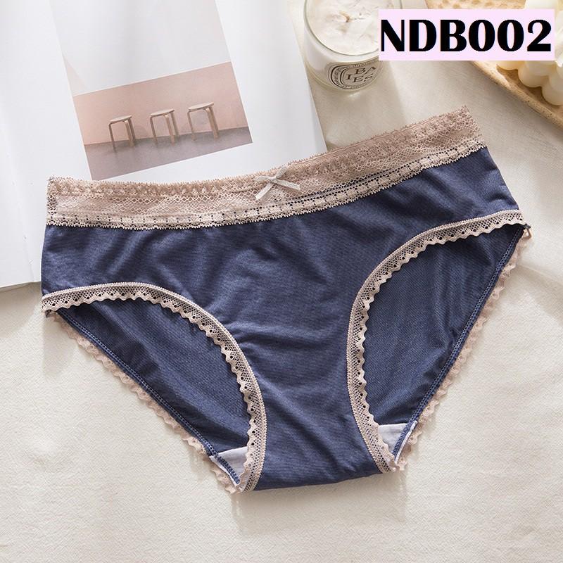 Women Underwear Ladies Panties Soft Silky Lingerie Nightwear Wanita Seluar Dalam Perempuan 透气冰丝女士内裤 N002