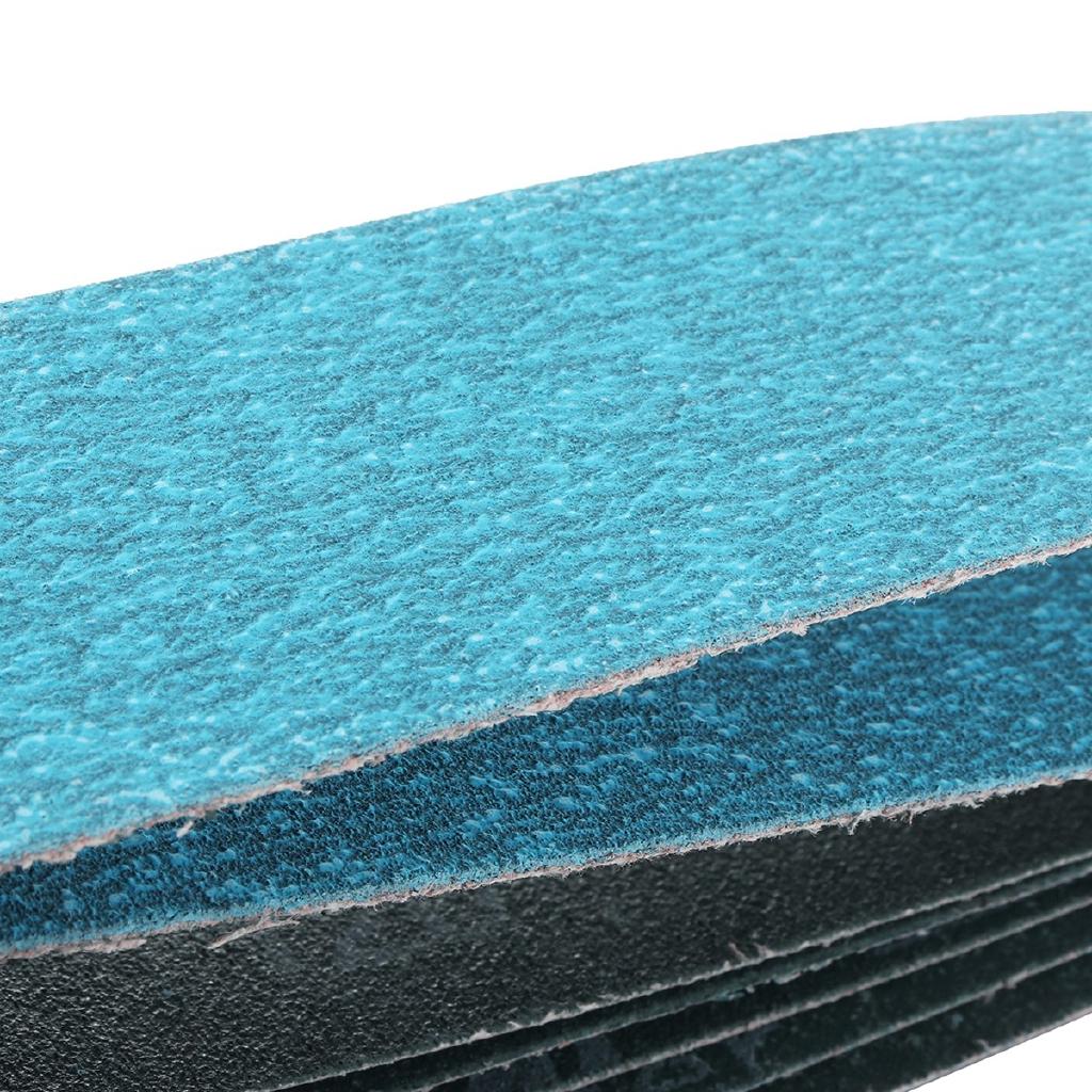 6pcs 2 X 72 Inch 120 Grit Zirconia Sanding Belt Metal Grinding Polishing Sander