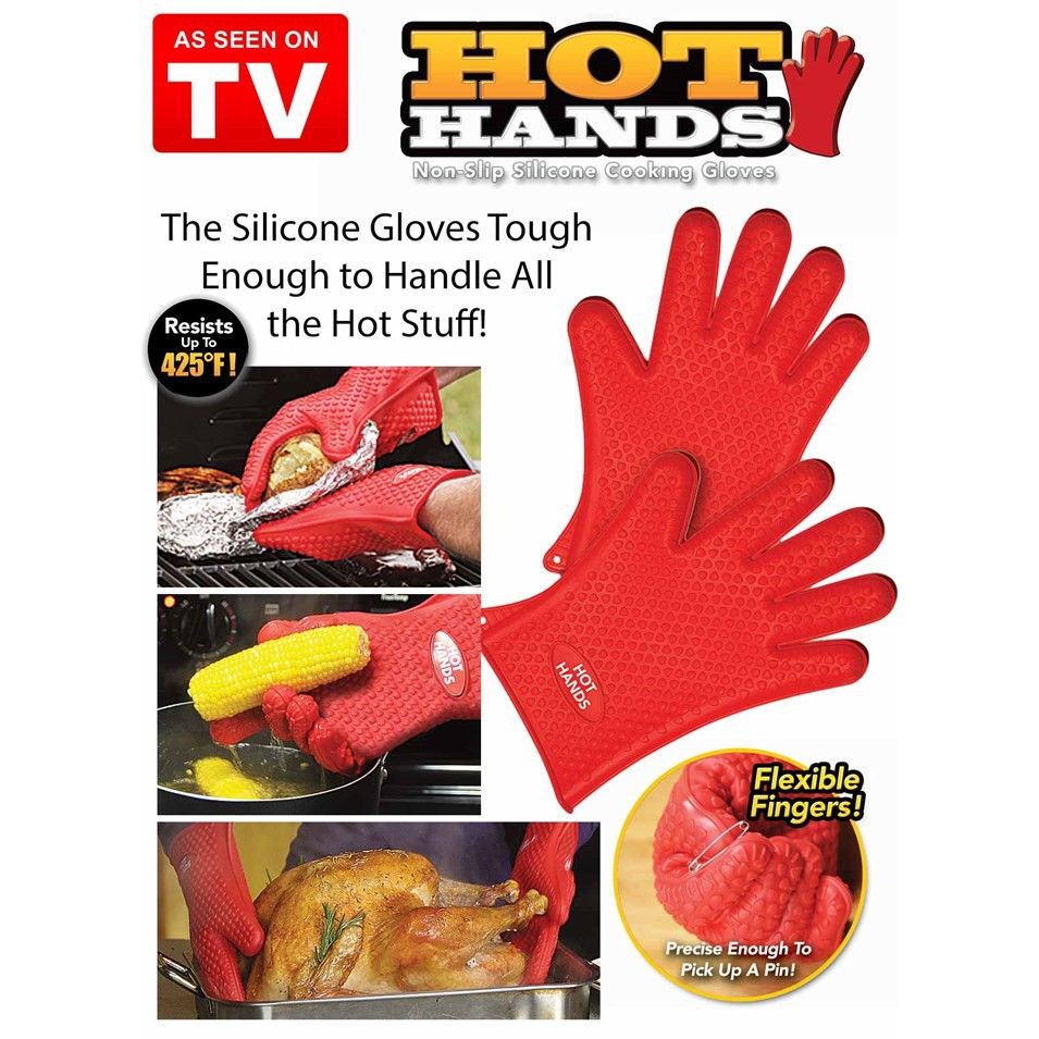 Hot Hands Cooking Glove, Quality Product