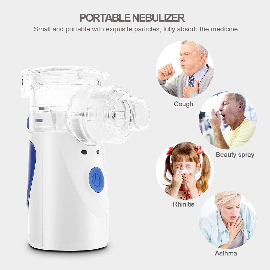 Joylife Portable USB Home Care Nebulizer Spray Atomization