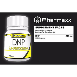 DNP ( Devil Fat Burner ) 200 mg -30 caps