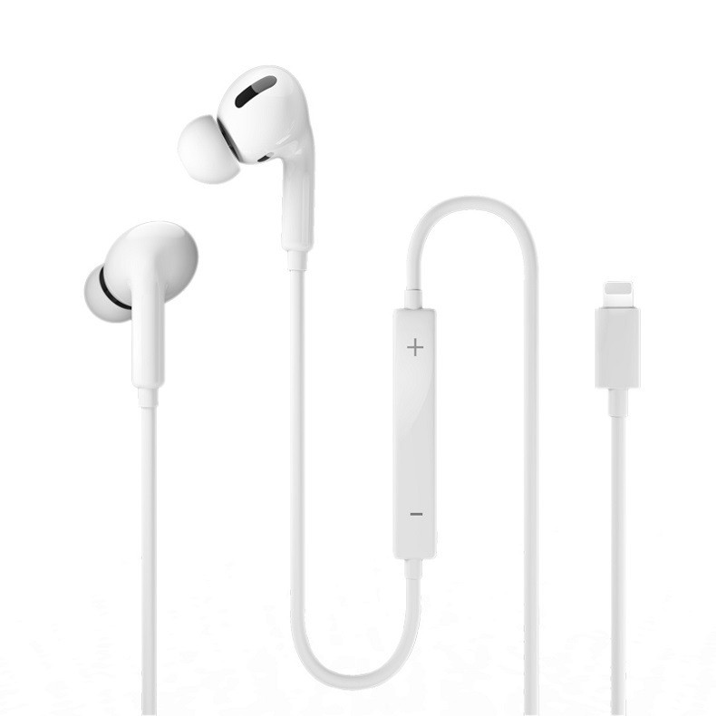 Headphones Earphones Earbuds Compatible Iphone 11 Pro Max Iphone X Xs Max Xr Iphone 8 Plus Iphone 7 Plus With Microphone Controller Sweetflow Shopee Malaysia
