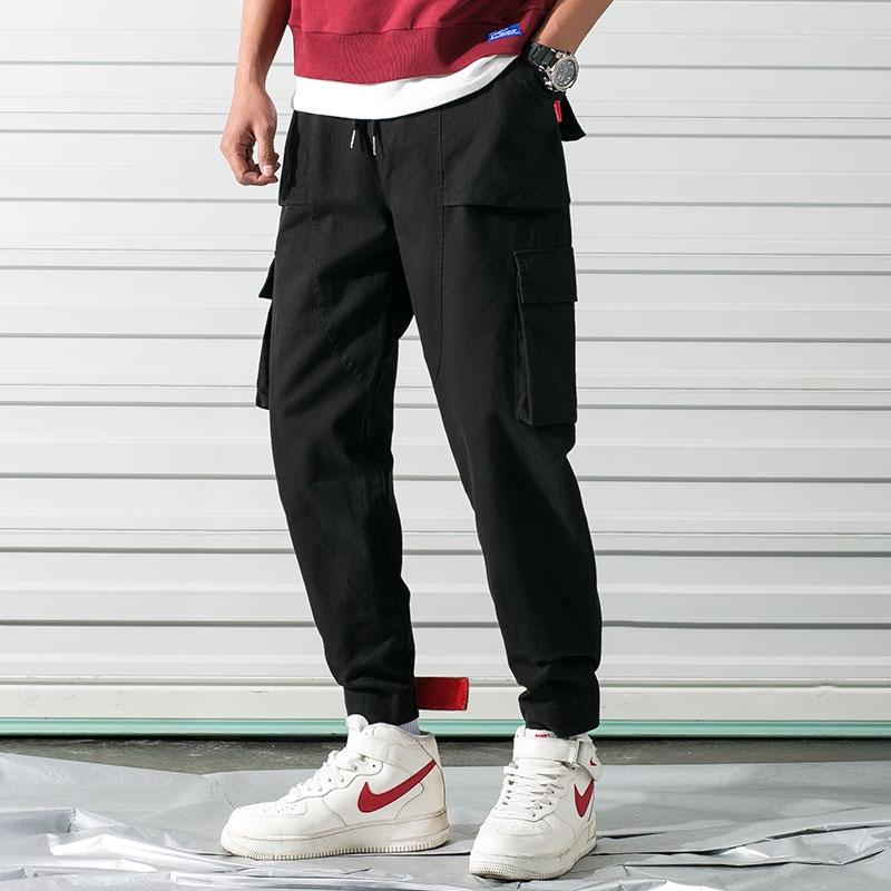 marketable double coupon authorized site Hip Hop Military Tactical Cargo Pants Men Joggers Boost Casual Cotton Pants