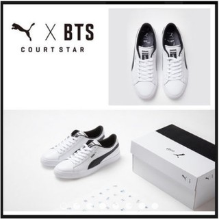 new arrivals 3d245 5c026 FAST SHIPPING🔥🔥 CNY SALE 🔥 Puma x BTS Court Star Sneakers ...