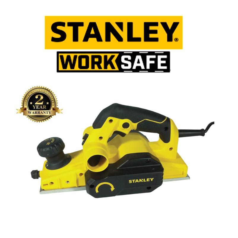 STANLEY STEL630 750W 2MM PLANER ( 2 YEAR WARRANTY)