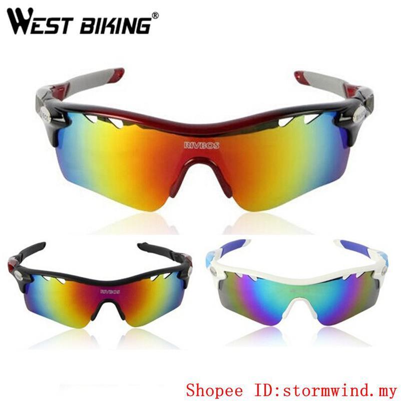 2a66c9e1fa0 Cycling Glasses Bike Polarized Sunglasses Mountain Multichip Bike Windproof  Bicycle Glasses 5 Lenses Cycling Eyewear