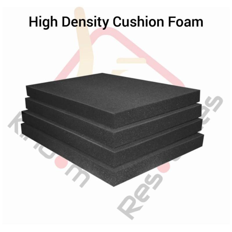 (Pcs) High Density Seat Foam/Upholstery Foam/Cushion Foam/Sofa Foam/Sponge/Span Kusyen/PU Foam/PE Foam/DIY/Office Chair
