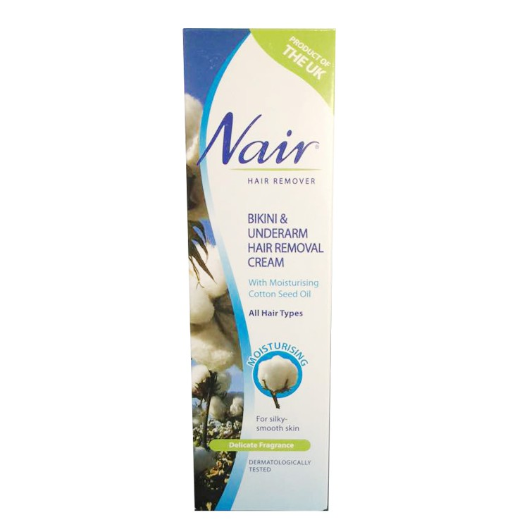 Nair Bikini Hair Removal Cream 90ml Shopee Malaysia
