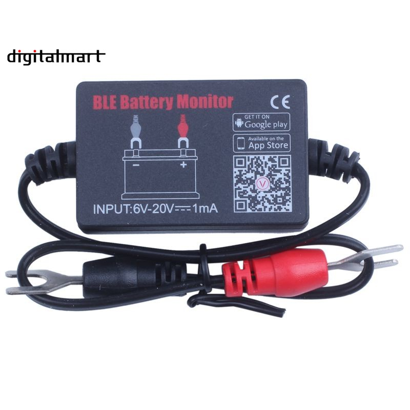 Automotive BM2 Wireless Car Battery Tester 12V Battery Load Tester  Bluetooth 4 0