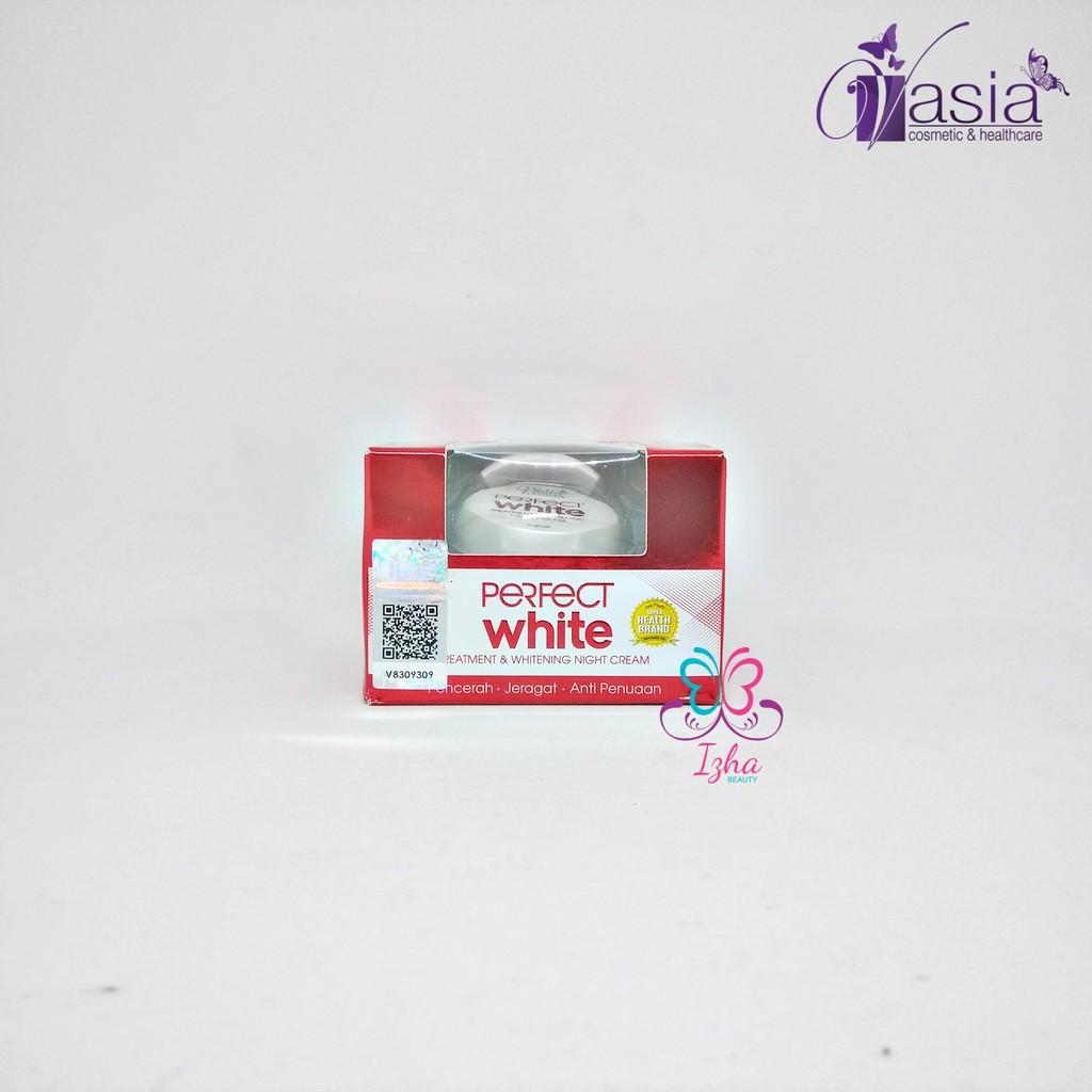 [V\'ASIA] Perfect White Magic Skin Day Cream - 10g