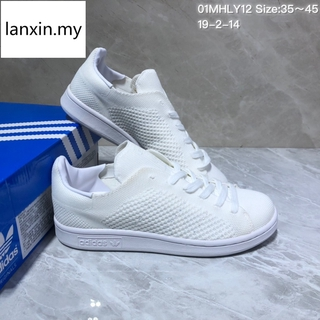 the best attitude 43b1f df281 Ready Stock Adidas Stan Smith women men sneaker running shoes 36-45