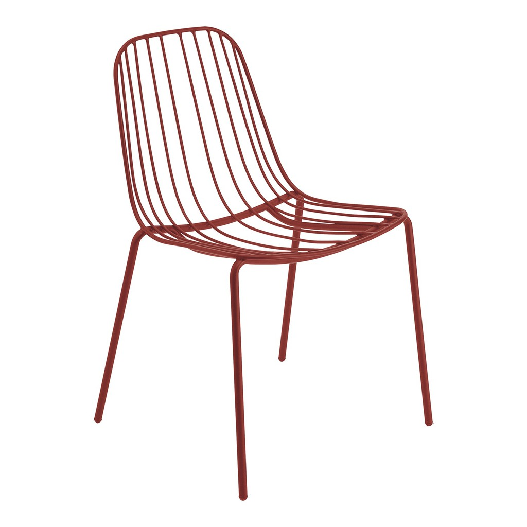 NERISSA outdoor chair/ dining chair/ kerusi makan-3 colors