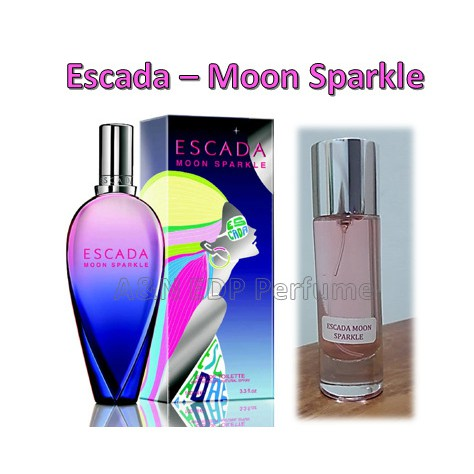 Escada Moon Sparkle For Women Eau De Toilette 100ml Shopee Malaysia