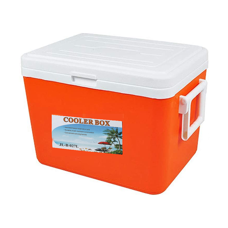 GDeal 27L Food Grade Incubator Ice Bucket Car Portable Refrigerator Fishing Outdoor Cold Chain Plastic Ice Bucket