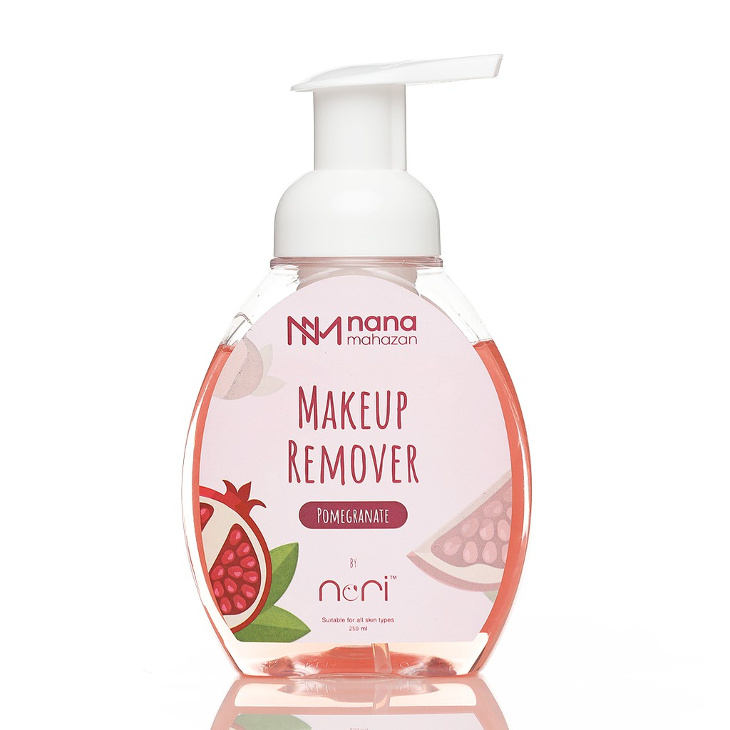 Nana Mahazan Makeup Remover with Pomegranate 250ml