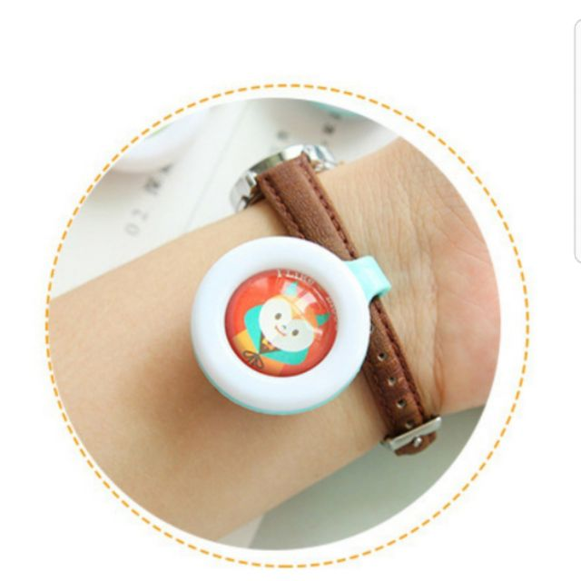 (Malaysia ready stock) mosquito repellent badge clip for baby kids and adults