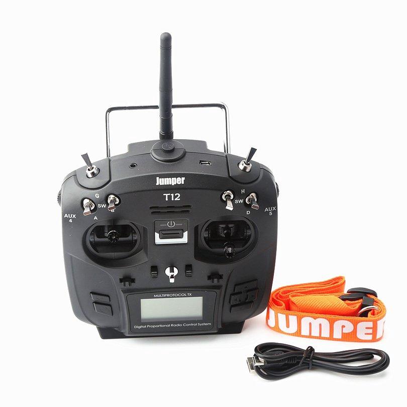 T12 Plus Multi-protocol Radio Transmitter w/JP4-in-1 RF