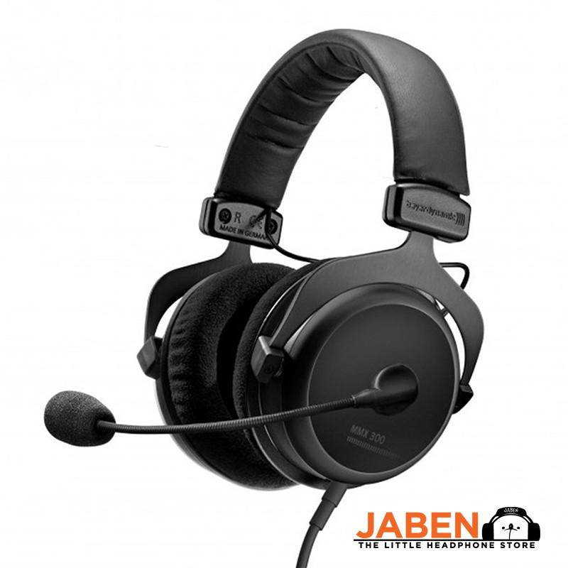 beyerdynamic MMX 300 2nd Gen Premium Made in Germany Gaming Closed Back Over-Ear Headphones [Jaben]