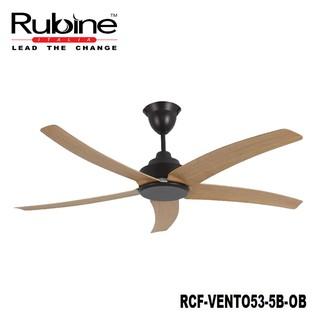Panasonic Remote Ceiling Fan Fm14d5 Grey 5 Blades Shopee Malaysia