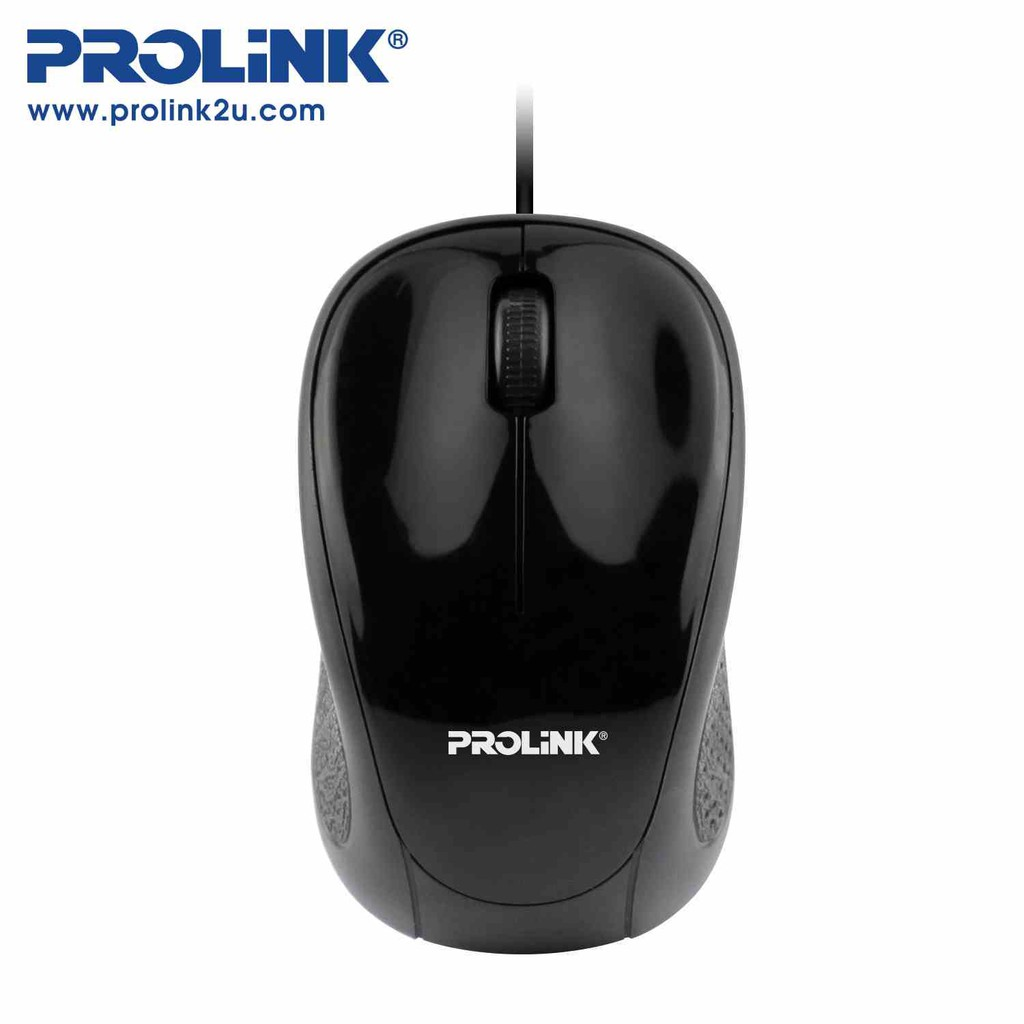 PROLiNK Stylish High Precision Fast Scrolling USB Optical Mouse PMO630U