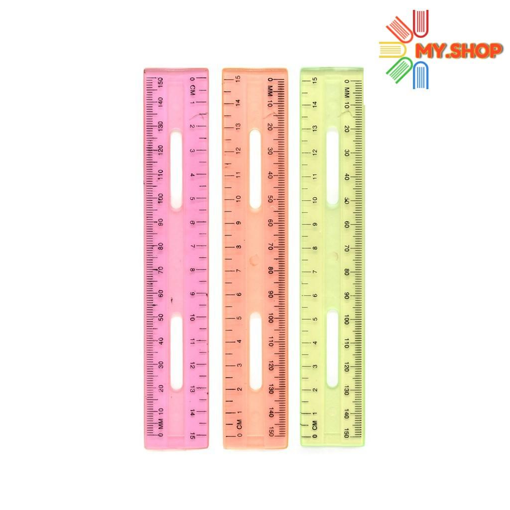 Offer Offer Plastic Ruler 15cm & 30 cm