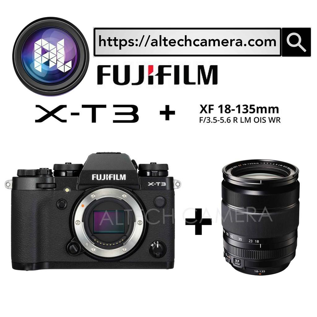 Fujifilm X T3 Xf 18 55mm Kit Digital Camera Shopee Malaysia T2 F 28 4 R Lm Ois Pwp 35mm 14