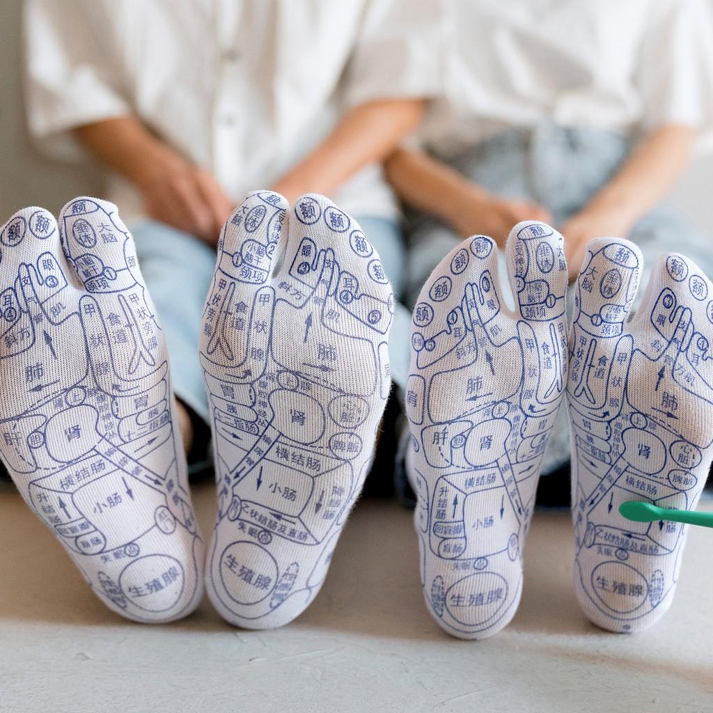 Image result for foot massage socks