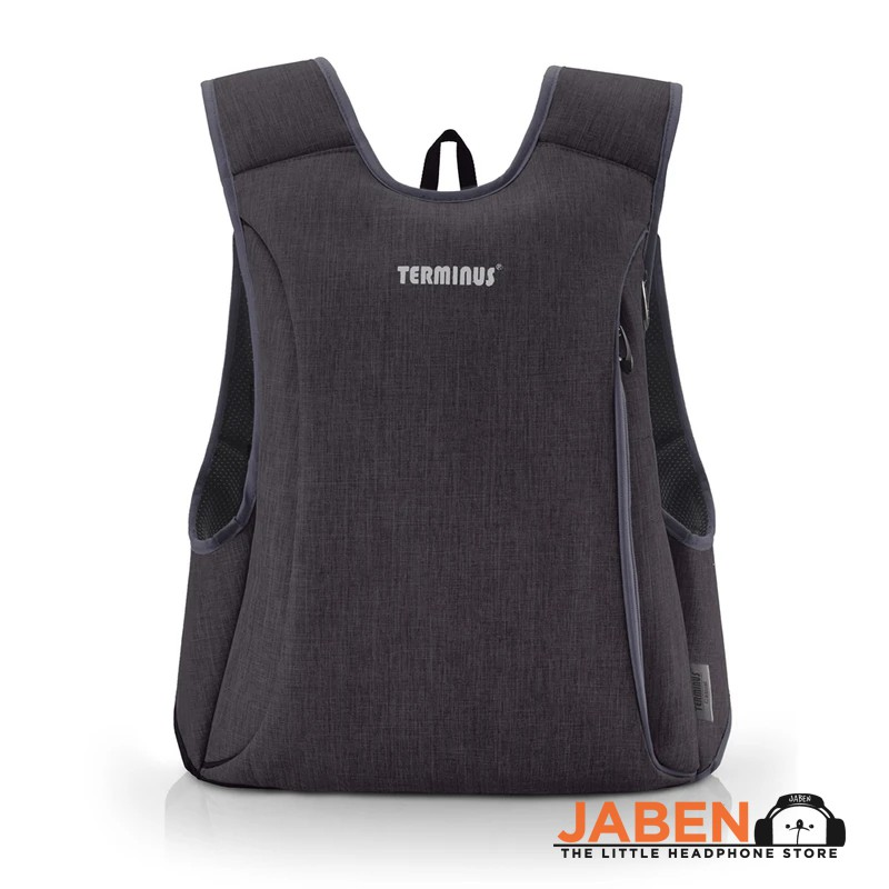 Terminus Slimmac 2.0 Backpack Sleek Minimalist 14 Inch Laptop Bag [Jaben]