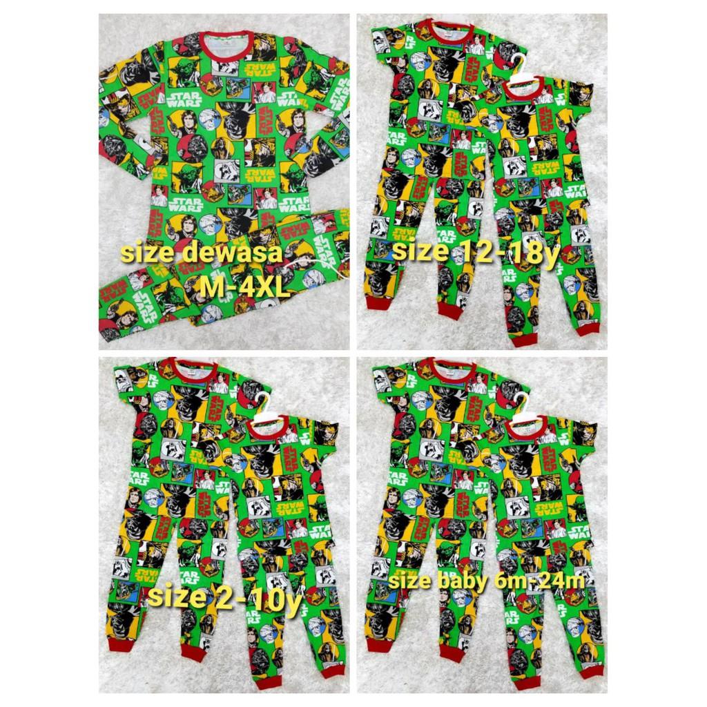 Pyjamas Kids 100% Cotton